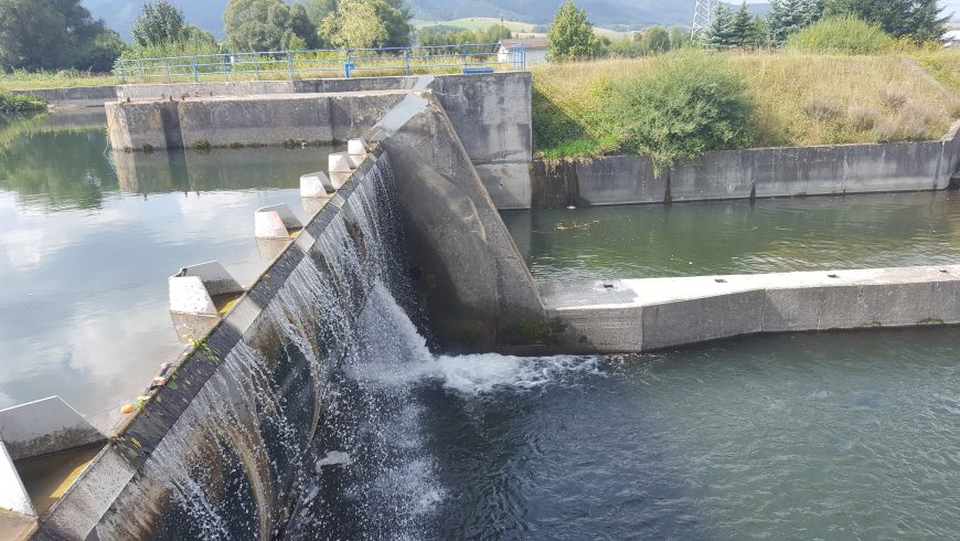 Po roku si ľudia na malé vodné elektrárne zvyknú, tvrdí ich hovorca