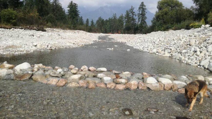 Studený potok v Tatrách