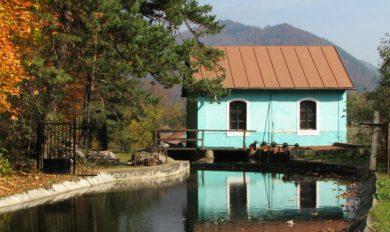 Vodná elektráreň v Ľubochni