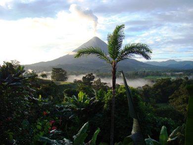 Kostarika vyrába elektrinu už takmer iba z obnoviteľných zdrojov